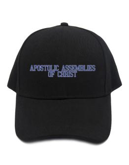Apostolic Assemblies Of Christ - Simple Athletic Baseball Cap