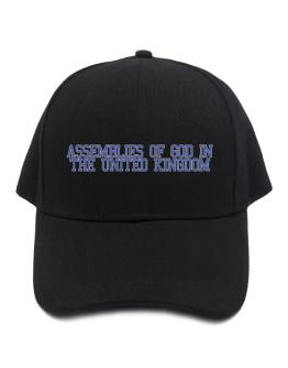 Assemblies Of God In The United Kingdom - Simple Athletic Baseball Cap