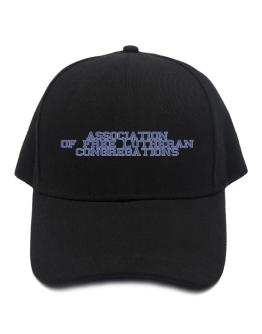 Association Of Free Lutheran Congregations - Simple Athletic Baseball Cap