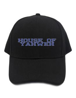 House Of Yahweh - Simple Athletic Baseball Cap