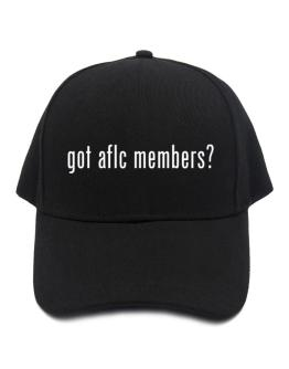 Got Aflc Members? Baseball Cap