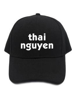 """ Thai Nguyen word "" Baseball Cap"