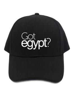 Got Egypt? Baseball Cap