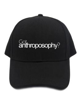 Got Anthroposophy? Baseball Cap