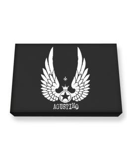 Agustino - Wings Canvas square