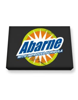 Abarne - With Improved Formula Canvas square