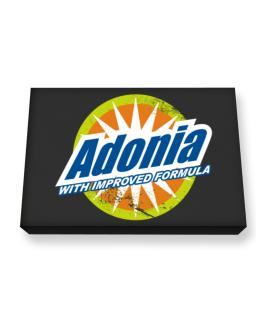 Adonia - With Improved Formula Canvas square
