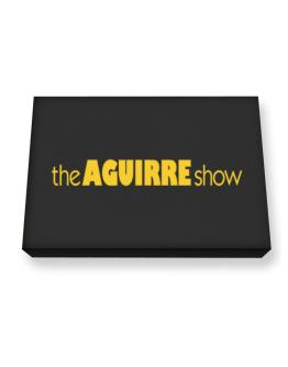 The Aguirre Show Canvas square