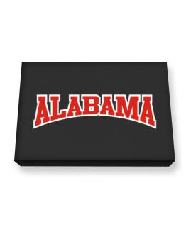 Classic Alabama Canvas square