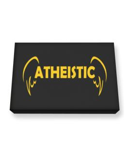 Atheistic - Wings Canvas square
