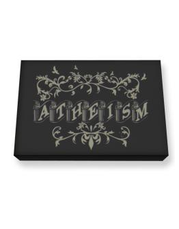 Atheism Canvas square