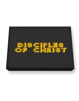Disciples Of Christ Canvas square