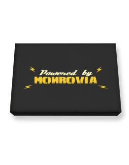 Powered By Monrovia Canvas square