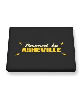 Powered By Asheville Canvas square