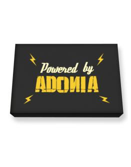 Powered By Adonia Canvas square
