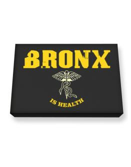 Bronx Is Health Canvas square