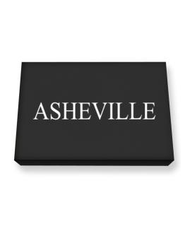 Asheville Canvas square