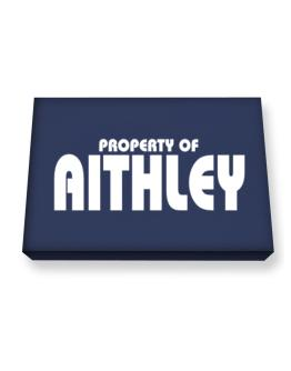 Property Of Aithley Canvas square