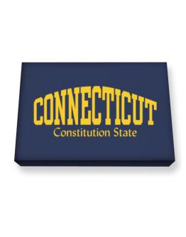 State Nickname Connecticut Canvas square