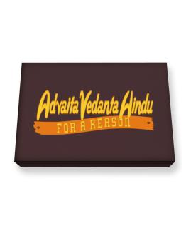 Advaita Vedanta Hindu For A Reason Canvas square