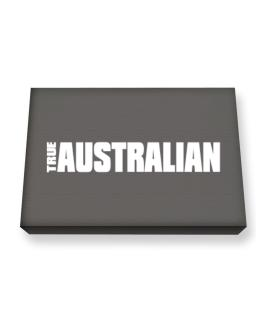 True Australian Canvas square