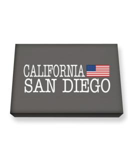 San Diego State Canvas square