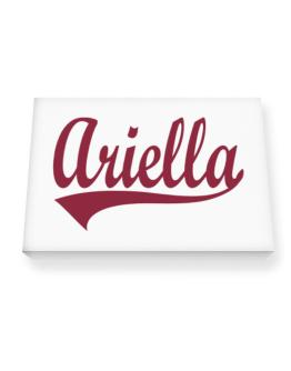 Ariella Canvas square
