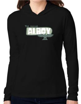 The Official Alroy Hooded Long Sleeve T-Shirt Women