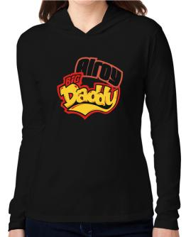 Alroy Big Daddy Hooded Long Sleeve T-Shirt Women