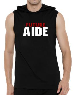 Future Aide Hooded Sleeveless T-Shirt - Mens