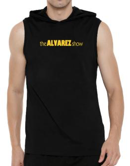 The Alvarez Show Hooded Sleeveless T-Shirt - Mens
