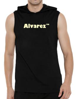 Alvarez Tm Hooded Sleeveless T-Shirt - Mens