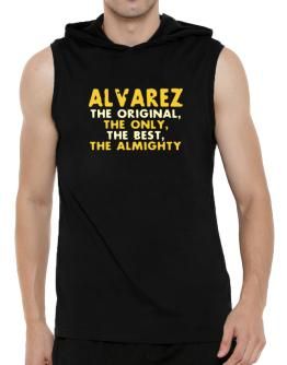 Alvarez The Original Hooded Sleeveless T-Shirt - Mens
