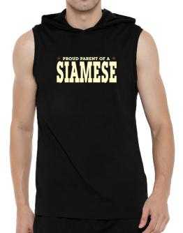PROUD PARENT OF A Siamese Hooded Sleeveless T-Shirt - Mens