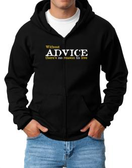 Without Advice There