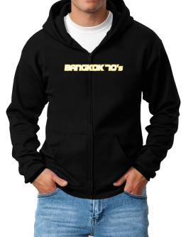 Capital 70 Retro Bangkok Zip Hoodie - Mens
