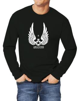 Amadeus - Wings Long-sleeve T-Shirt