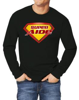 Super Aide Long-sleeve T-Shirt