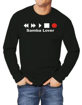 Samba Lover Long-sleeve T-Shirt
