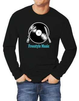 Freestyle Music - Lp Long-sleeve T-Shirt