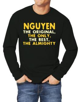 Nguyen The Original Long-sleeve T-Shirt