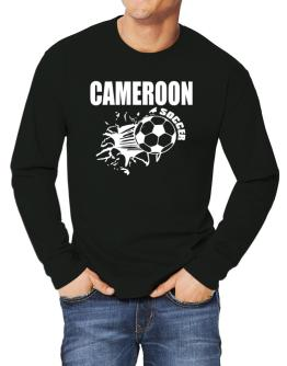 All Soccer Cameroon Long-sleeve T-Shirt