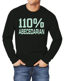110% Abecedarian Long-sleeve T-Shirt