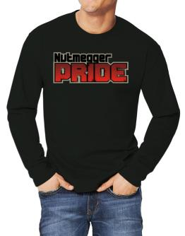 Nutmegger Pride Long-sleeve T-Shirt