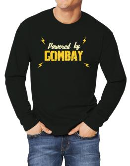 Powered By Gombay Long-sleeve T-Shirt