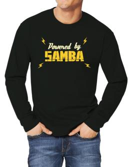 Powered By Samba Long-sleeve T-Shirt
