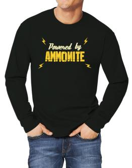Powered By Ammonite Long-sleeve T-Shirt