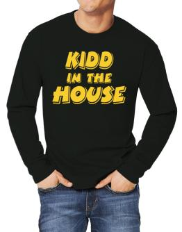 Kidd In The House Long-sleeve T-Shirt