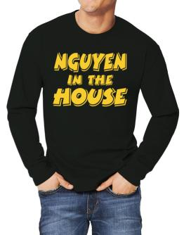Nguyen In The House Long-sleeve T-Shirt