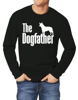 The dogfather Australian Cattle Dog Long-sleeve T-Shirt